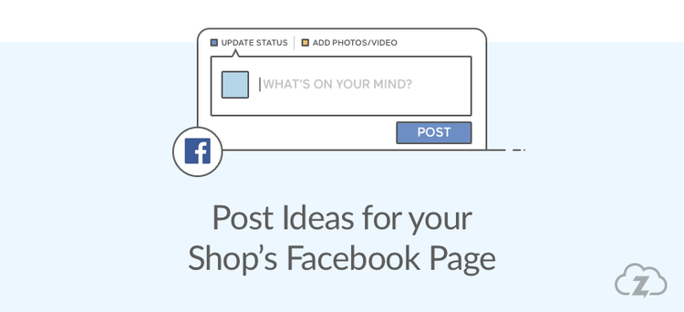Post ideas for Facebook