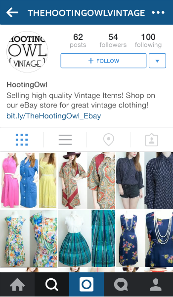 Instagram for online sellers