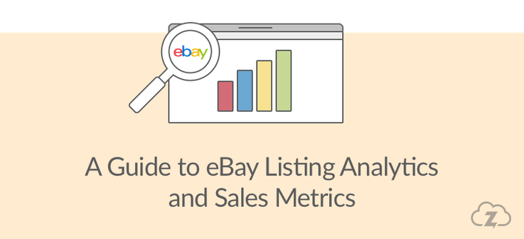 guide to ebay listing analytics and sales metrics