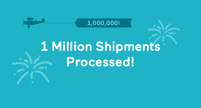 Zenstores 1m shipments processed