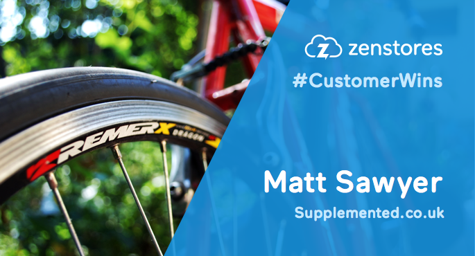 Customer wins - Matt Sawyer
