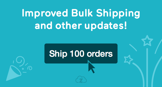 Zenstores Product Update - Improved bulk shipping and more!