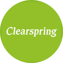 Chris Lloyd Clearspring index logo