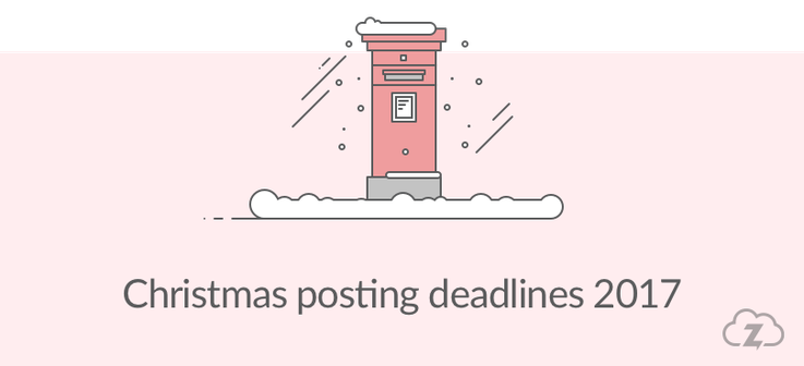 Christmas posting deadline 2017