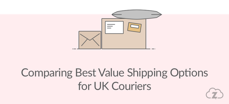 best value shipping options for UK couriers