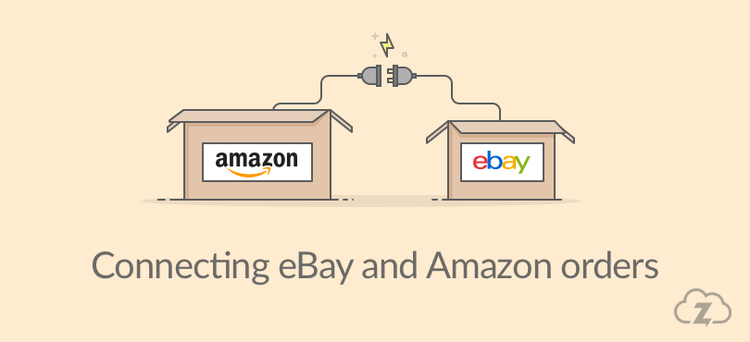 Connecting ebay and amazon orders