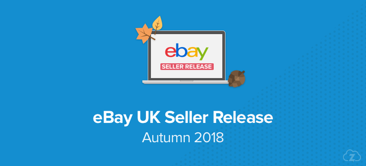 eBay Seller Release Autumn 2018