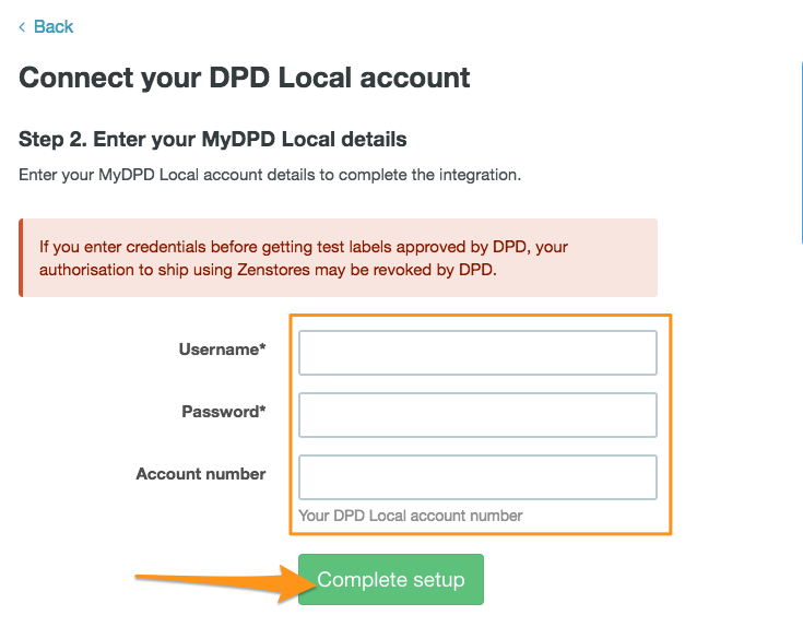 help connect DPD local 6