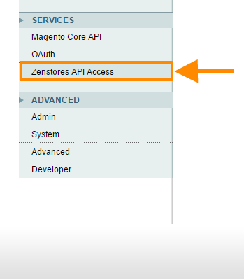 help how to connect magento 14
