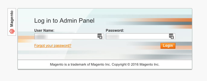 help how to connect magento 4