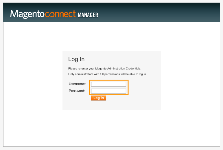 help how to connect magento 6