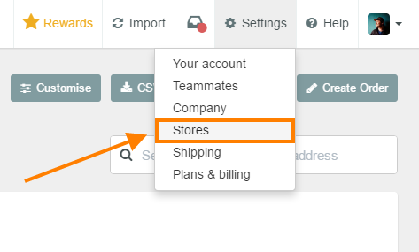 help connect shopify 1