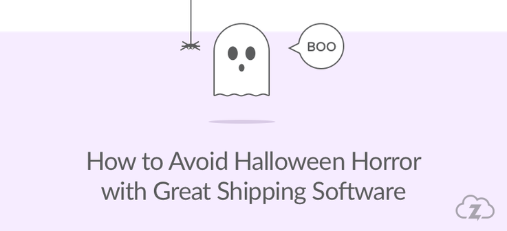 shipping software for halloween