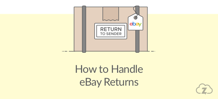 How to handle eBay returns