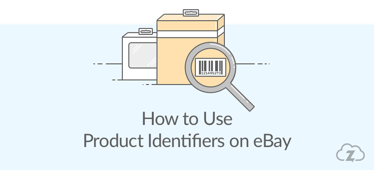 Product identifiers on eBay