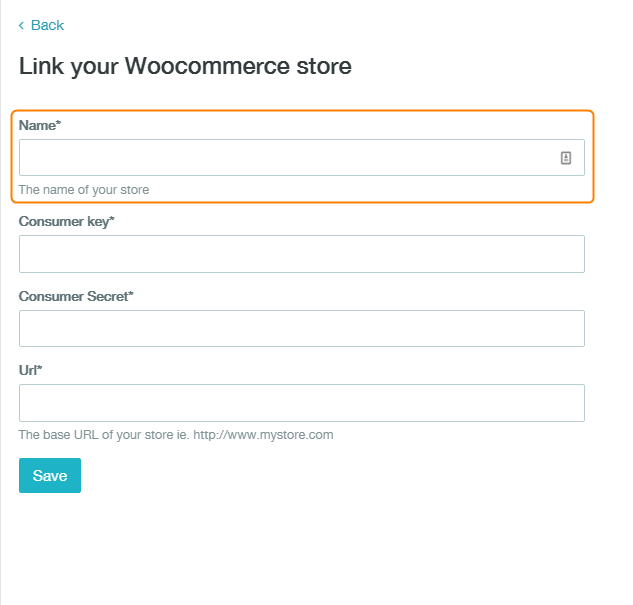 how to link woocommerce to zenstores 1