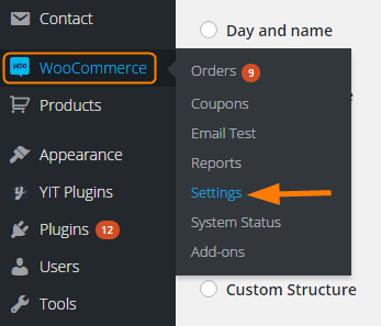 how to link woocommerce to zenstores 6