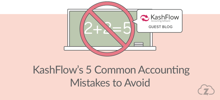 Common accounting mistakes for small businesses