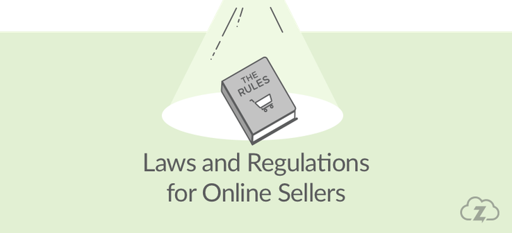 laws and regulations for online sellers
