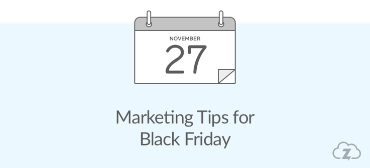 marketing tips for black friday