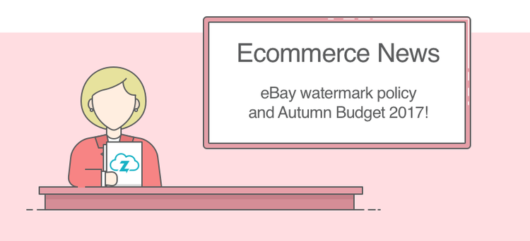 ecommerce news: ebay watermark policy and autumn budge