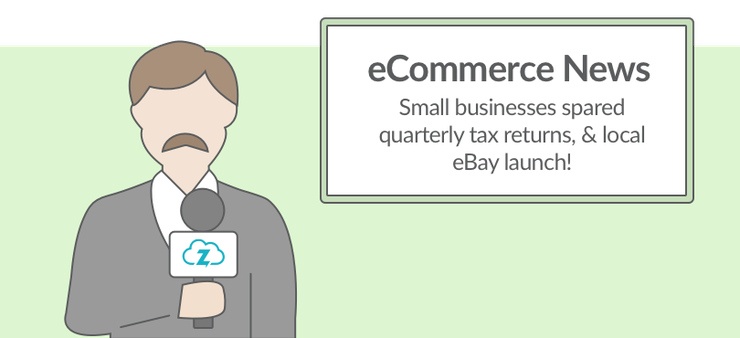ecommerce news small business quarterly tax return