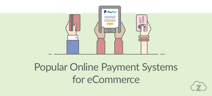 popular online payment systems for ecommerce