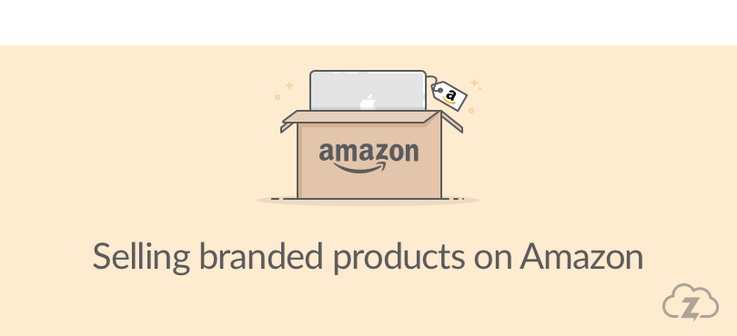 Selling branded products on Amazon