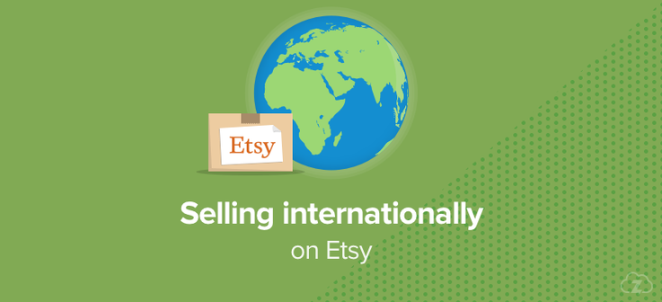 Selling internationally on Etsy