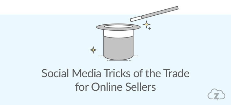 Social media tricks for online sellers