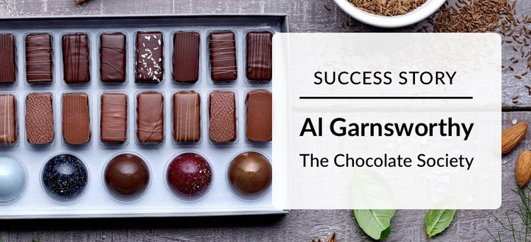 Al Garnsworthy The Chocolate Society