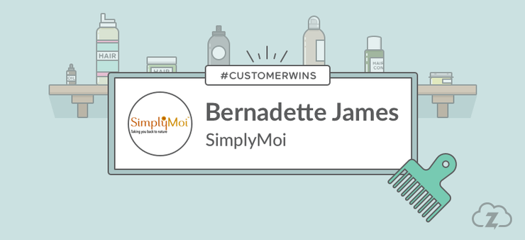 Success Story: Bernadette James from Simply Moi