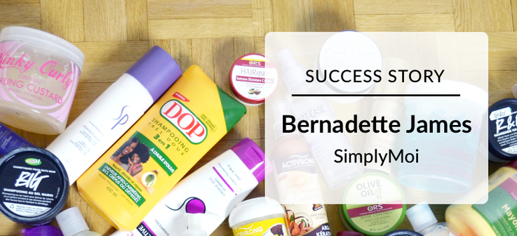 Success Story: Bernadette James SimplyMoi