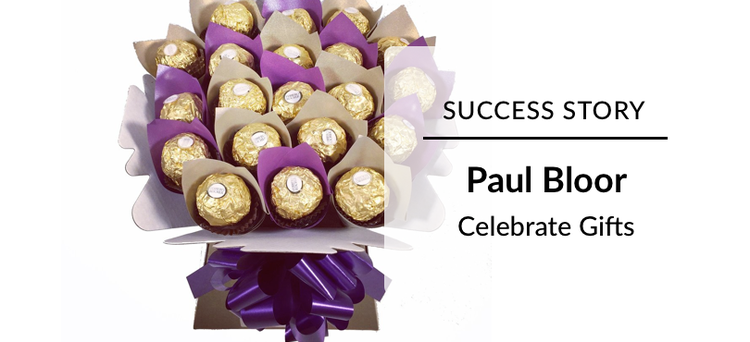 Success Story: Paul Bloor Celebrate Gifts