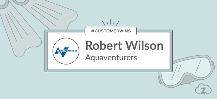Success Story Robert Wilson Aquaventurers