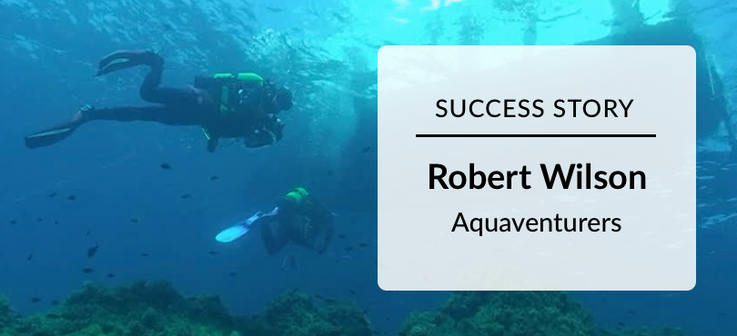 Success Story: Robert Wilson Aquaventures