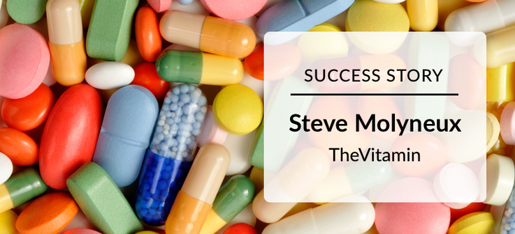 Success Story: Steve Molyneux The Vitamin