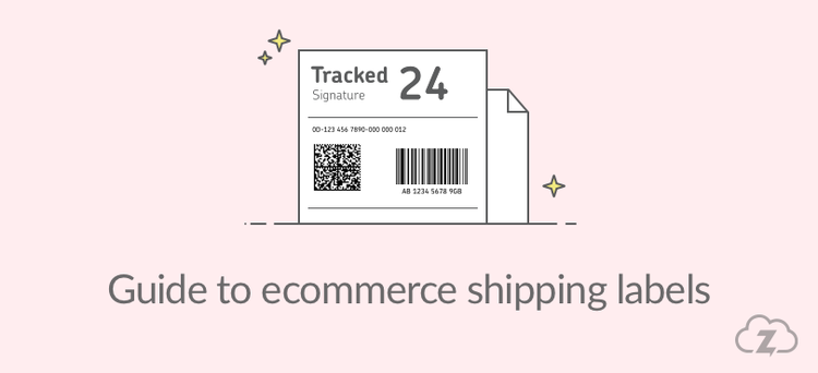 Guide to shipping labels for ecommerce orders