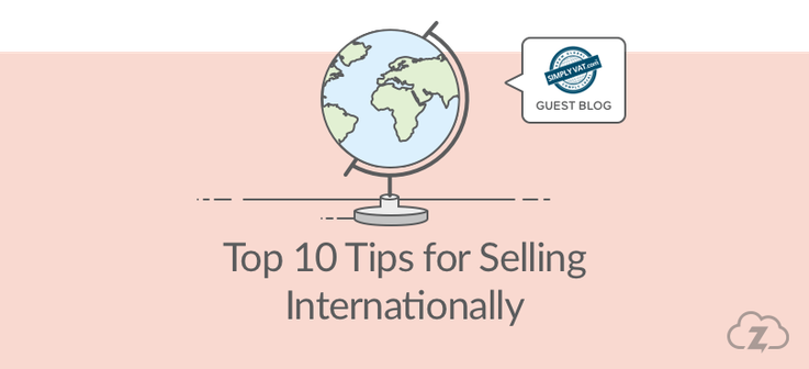 selling online internationally