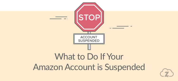 What to do if your Amazon seller account is suspended